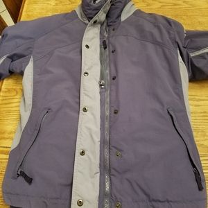 "Womens Columbia ""BUGABOO"" Winter Snow Suit L"